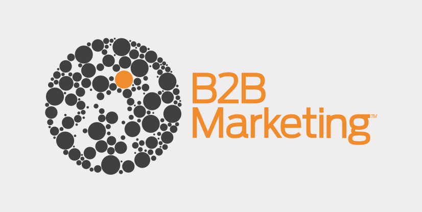 B2B Marketing Awards Winner
